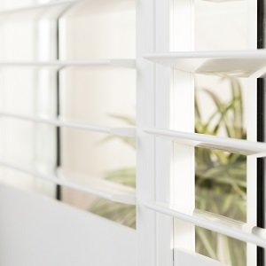 Outdoor Plantation Shutters