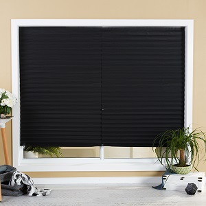 Temporary Blinds - Black