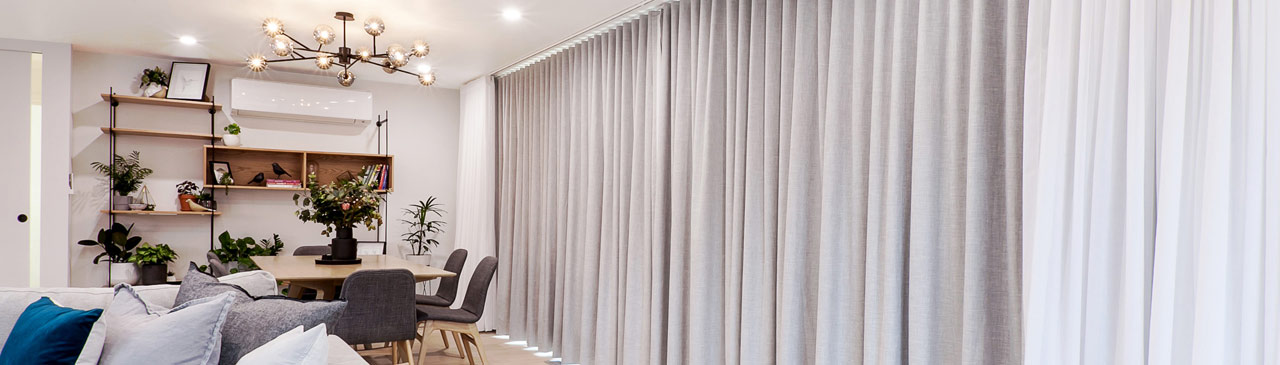 Specifications: Blockout & Room Darkening Curtains