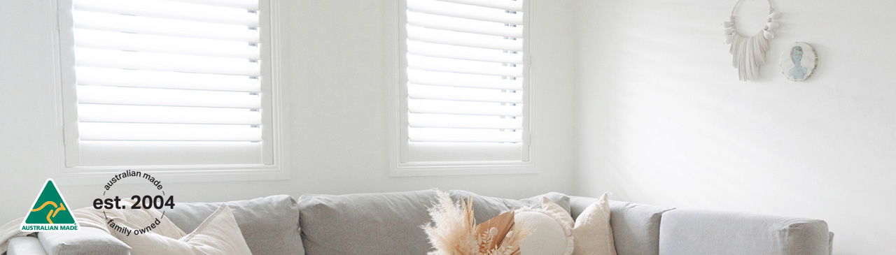 Specifications: PVC Plantation Shutters