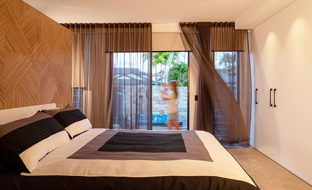Sheer Curtains And Roller Blinds A Collaboration Of