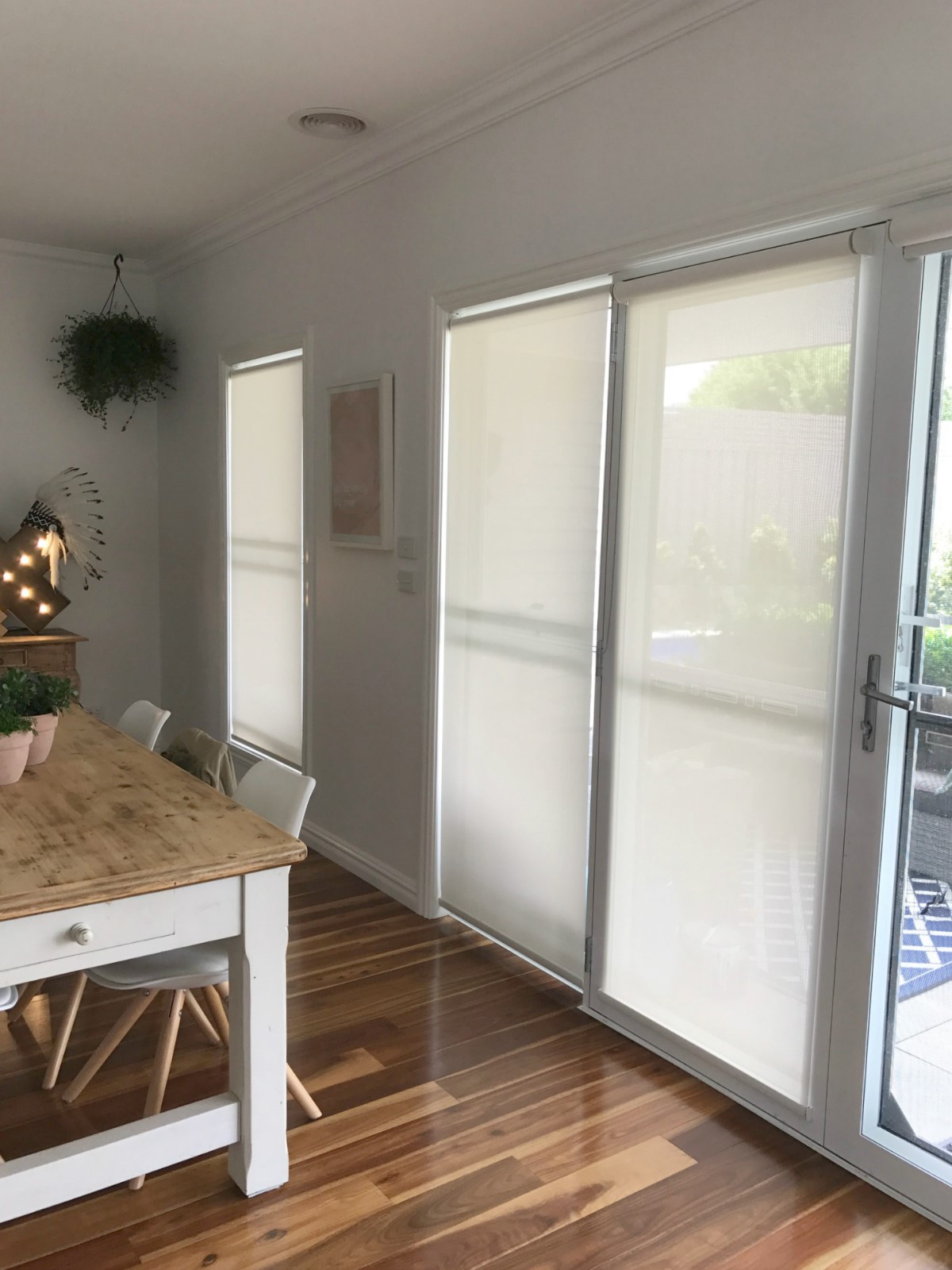 Double Roller Shades : For the love of roller double roman blinds